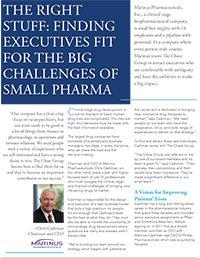 Marinus Pharma Case Study Preview
