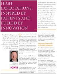 Kyle Jenne Ionis Pharmaceuticals